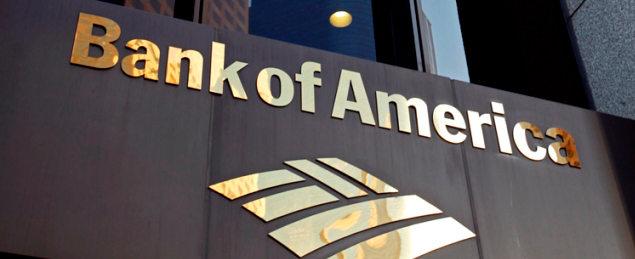 Logotipo de Bank of America