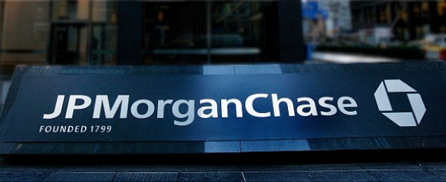 Logotipo de JP Morgan Chase