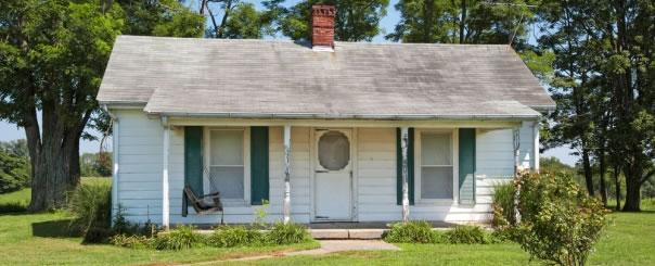 Una Casa en Dificultades